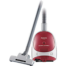 Panasonic Compact Canister Vacuum