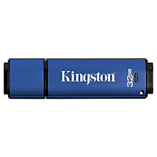 Kingston 32GB DataTraveler Vault Privacy 30