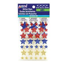 ArtSkills Glitter Foam Stars Multicolor Pack