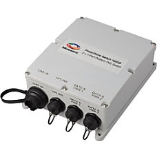 Microsemi 21 Outdoor Switch
