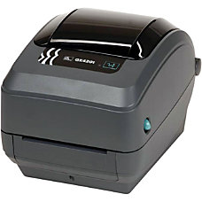Zebra GK420t Direct ThermalThermal Transfer Printer