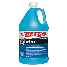 Betco Symplicity In Sync Dishwashing Detergent