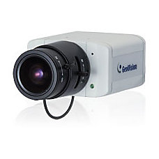 GeoVision GV BX320D Network Camera Color