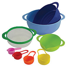 GNBI 8 Piece Mixing Bowl Set