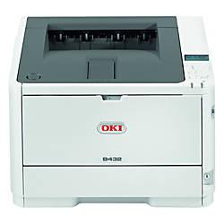 Oki B432dn LED Printer Monochrome 1200
