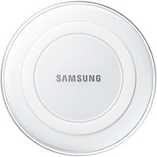 Samsung Wireless Charging Pad White Pearl