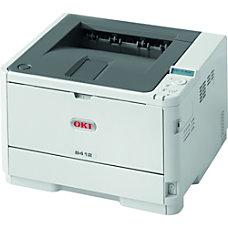 Oki B412dn LED Printer Monochrome 1200