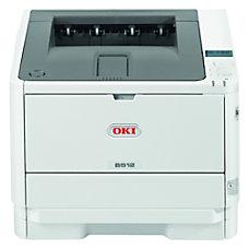 Oki B512dn LED Monochrome Printer
