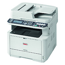 Oki LED Wireless Monochrome Printer Multifunction