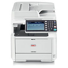 Oki MB492 LED Multifunction Printer Monochrome