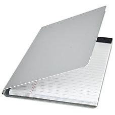 Saunders Executive Aluminum Padfolio 5 x