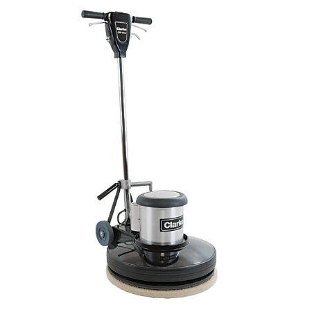 Clarke floor polisher 1 12 hp 20 by office depot officemax for 12 floor buffer
