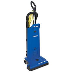Clarke Dual Motor HEPA Upright Vacuum