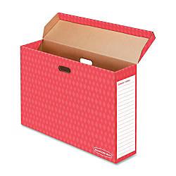 Bankers Box Bulletin Board Storage Boxes