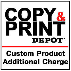 Custom Logo Charge by Office Depot & OfficeMax