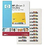 HP Ultrium 3 WORM Bar Code
