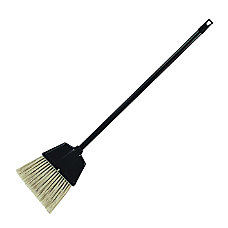 Genuine Joe Plastic Lobby Broom Plastic