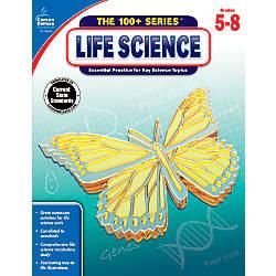 Carson Dellosa Life Science Workbook Grades