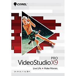 Corel VideoStudio Pro X9 Download Version
