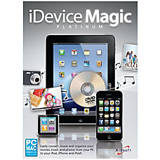 Encore iDevice Magic Platinum Traditional Disc
