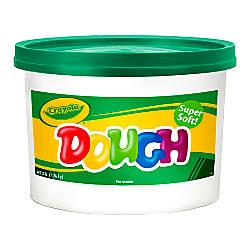 Crayola Dough Green