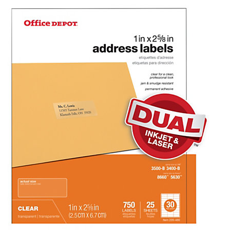 how to clear addresses in spss