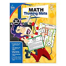 Carson Dellosa Math Thinking Mats Grade