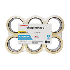 Office Depot Brand Packaging Tape Multipurpose