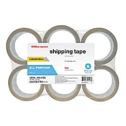 Office Depot Brand Packaging Tape Multipurpose