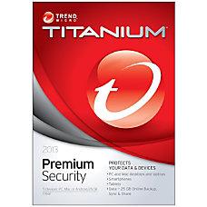 Trend Micro Titanium Maximum Security Premium
