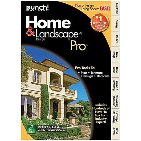Encore punch home landscape design professional 17 Punch home and landscape design professional