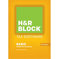 H R Block 15 Basic Mac