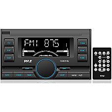 Pyle PLRRR18U Car Flash Audio Player