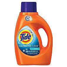 Tide ColdWater Laundry Detergent Liquid 036
