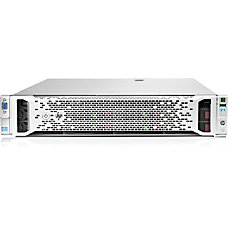 HP ProLiant DL380p G8 2U Rack