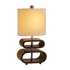 Adesso Rhythm Table Lamp 19 12