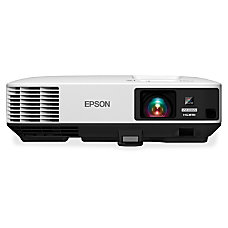 Epson PowerLite 1980WU LCD Projector 1080p