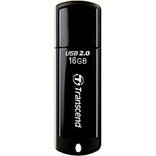 Transcend 16GB JetFlash 350 USB 20