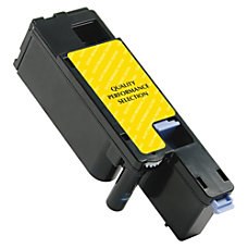Elite Image Remanufactured Toner Cartridge Yellow