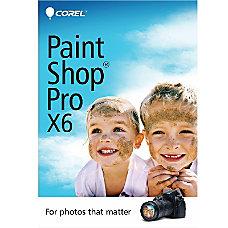 Corel PaintShop Pro X6 Download Version