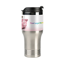 Full Color Stainless Steel Travel Tumbler