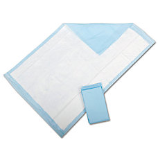 Protection Plus Fluff Filled Disposable Underpads
