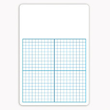 Flipside 12 Graph Dry Erase Boards