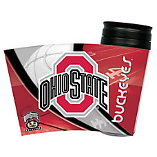 Hunter NCAA Insulated Travel Tumbler Ohio