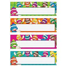 Trend Sock Monkeys Coll Desk Topper