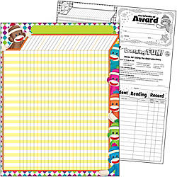 Trend Sock Monkeys Coll Large Incentive