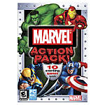 Marvel Action Pack Traditional Disc