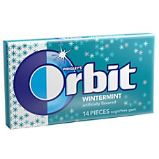 Orbit Gum Wintermint 05 Oz