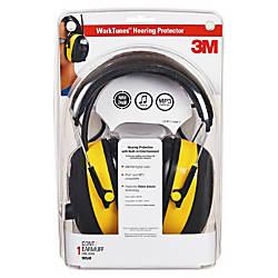 Tekk Protection Digital WorkTunes Earmuff Stereo