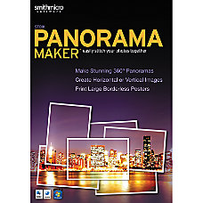 PanoramaMaker For PCMac Traditional Disc